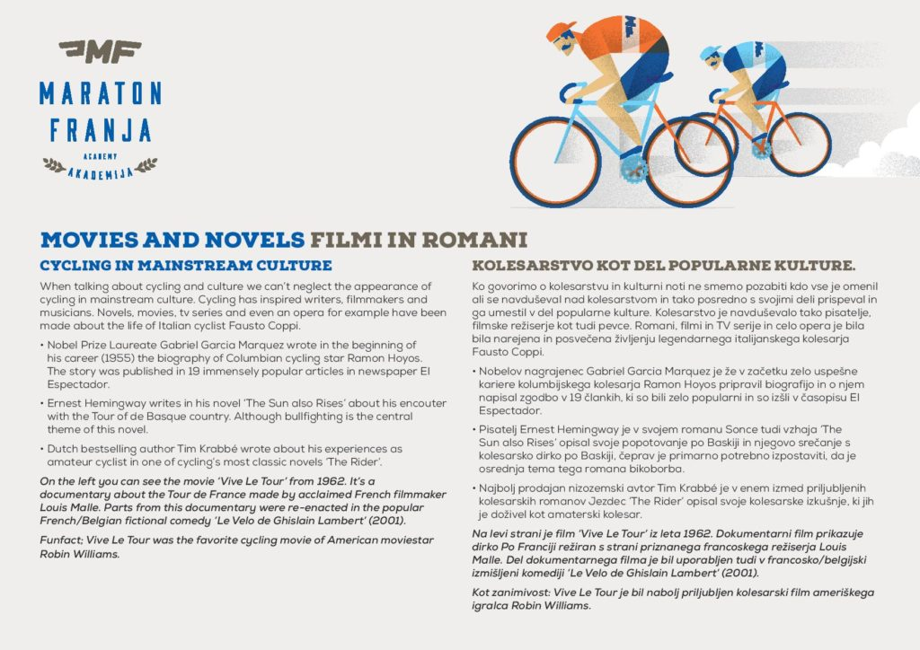 The movie Vive Le Tour can be seen through this link: https://www.youtube.com/watch?v=2nLxAKwtBb4&t=1s